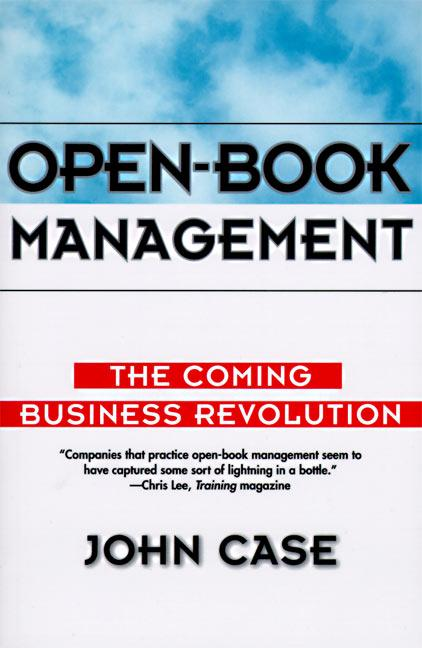 Open-Book Management: Coming Business Revolution, the als Taschenbuch