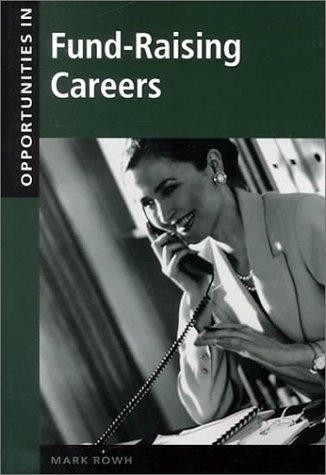 Opportunities in Fund-Raising Careers als Taschenbuch