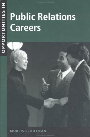 Opportunities in Public Relations Careers als Buch