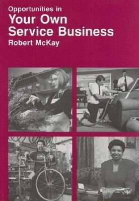 Opportunities in Your Own Service Business Careers als Taschenbuch