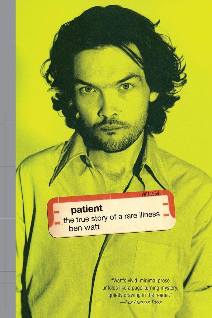 Patient: Cult Heroes of the Twentieth Century als Taschenbuch