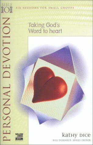 Personal Devotion: Taking God's Word to Heart als Taschenbuch