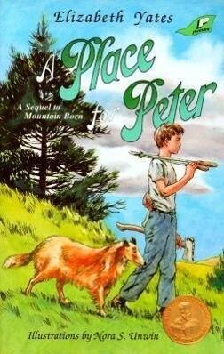 A Place for Peter als Taschenbuch