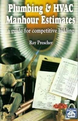 Plumbing & HVAC Manhour Estimates als Taschenbuch