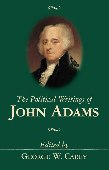 The Political Writings of John Adams als Buch