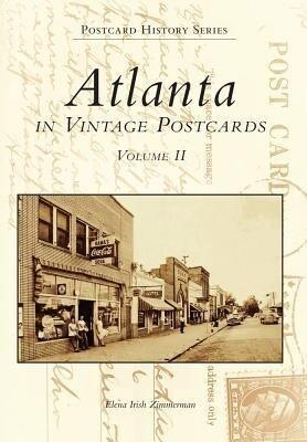 Atlanta Postcards: Volume Two als Taschenbuch