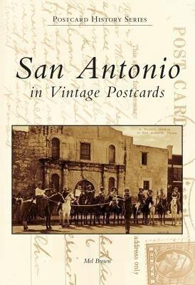 San Antonio, Texas Postcards als Taschenbuch