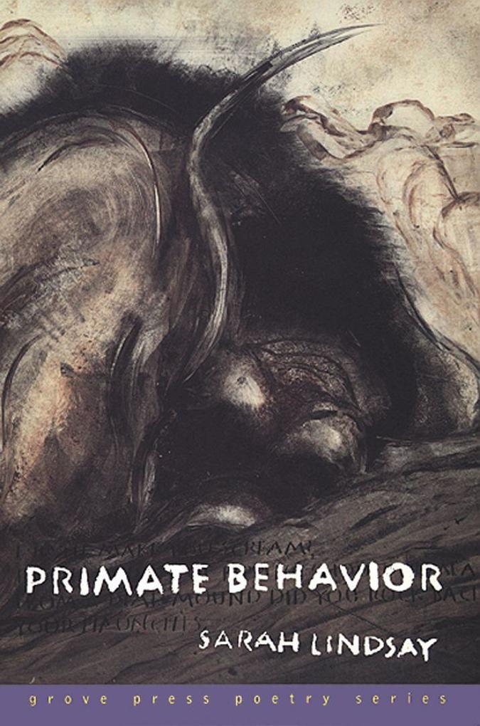 Primate Behavior: Poems als Taschenbuch