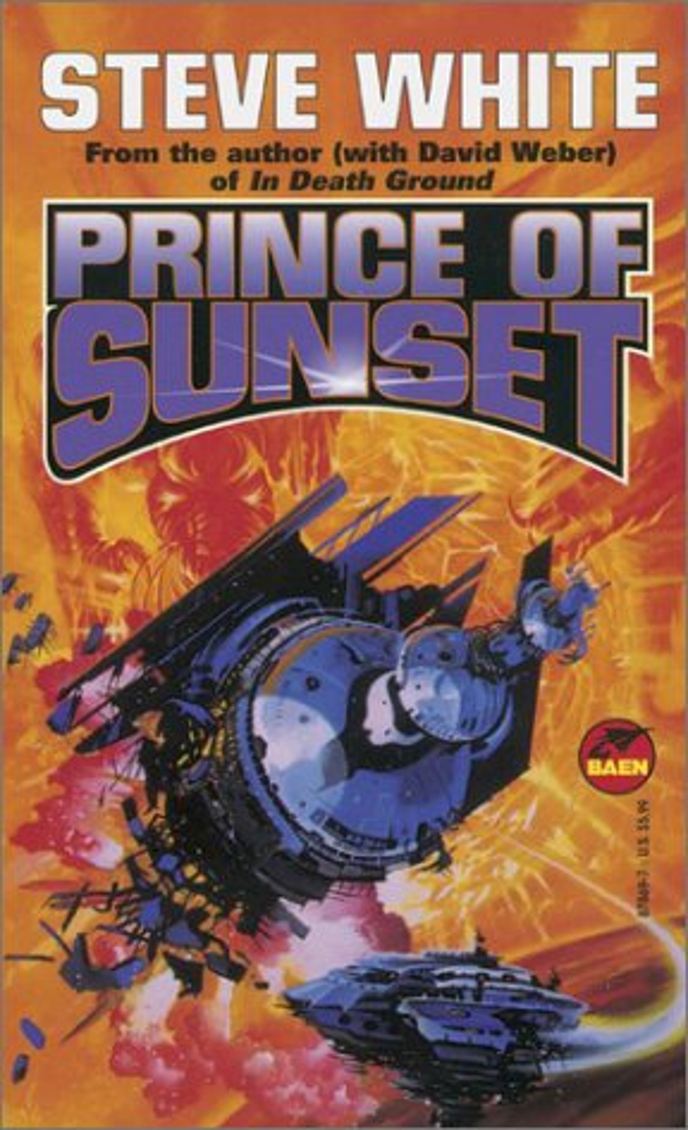 Prince of Sunset als Taschenbuch