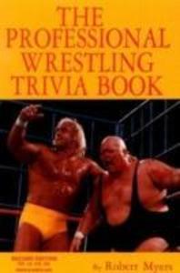 Professional Wrestling Trivia Book als Taschenbuch