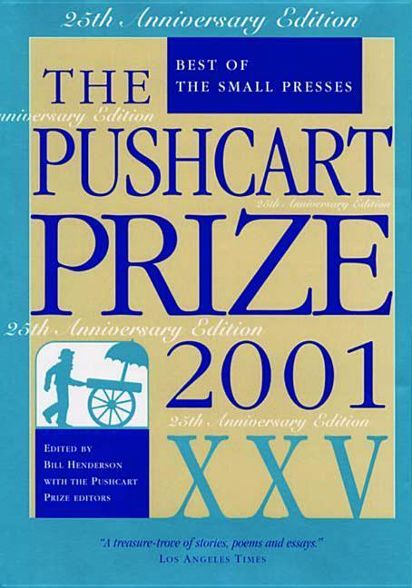The Pushcart Prize XXV: Best of the Small Presses als Taschenbuch
