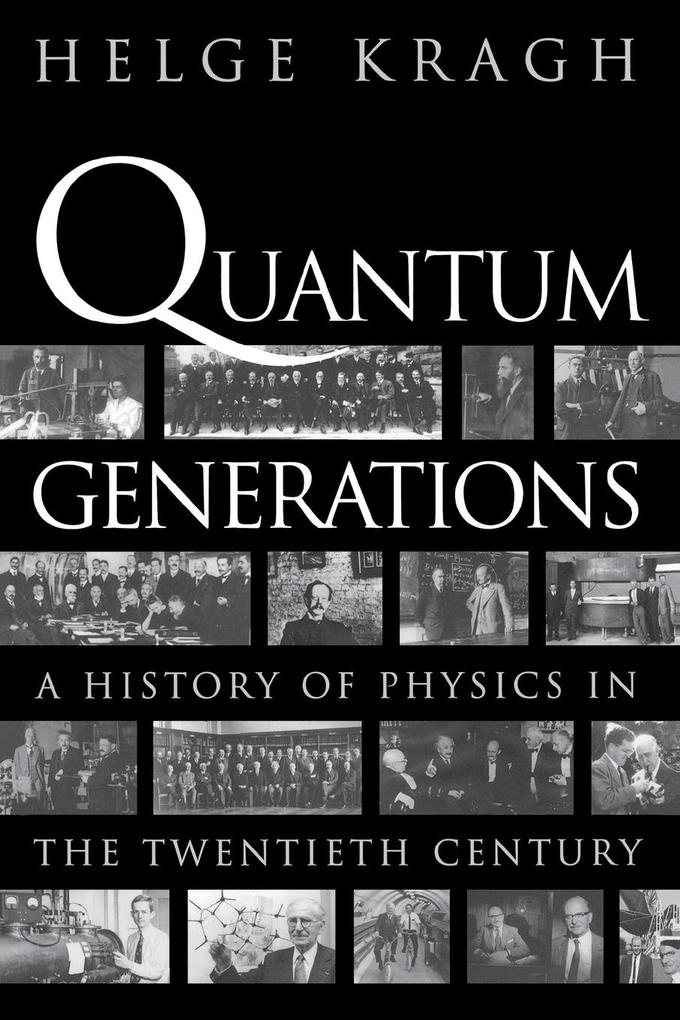 Quantum Generations als Buch