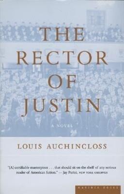 The Rector of Justin als Taschenbuch
