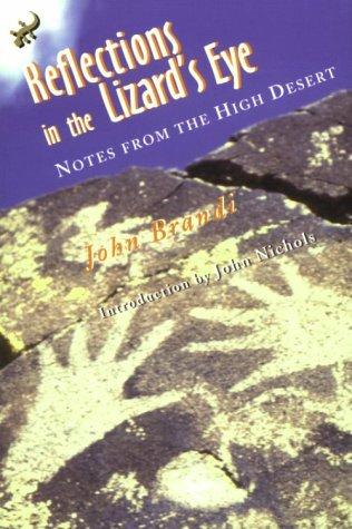 Reflections in the Lizard's Eye: Notes from the High Desert als Taschenbuch