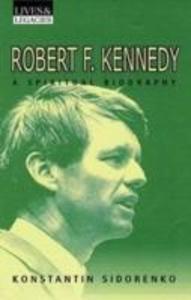 Robert F Kennedy als Buch