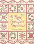 Rose Sampler Supreme als Taschenbuch