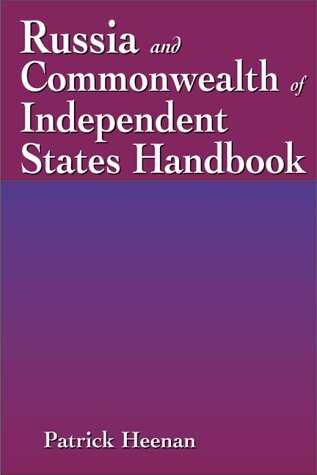 Russia and Commonwealth of Independent States Handbook als Buch