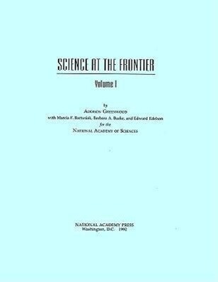 Science at the Frontier als Buch