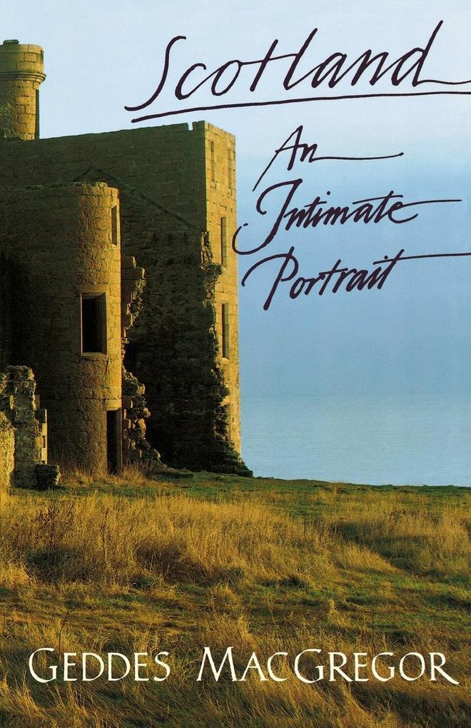 Scotland: An Intimate Portrait als Taschenbuch