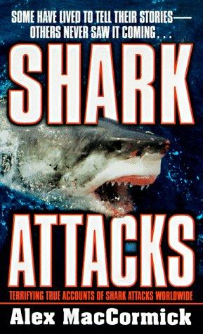 Shark Attacks als Taschenbuch