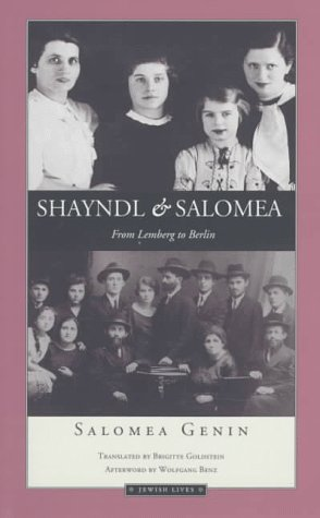 Shayndl and Salomea: From Lemberg to Berlin als Taschenbuch