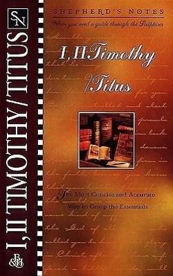 I, II Timothy/Titus als Taschenbuch