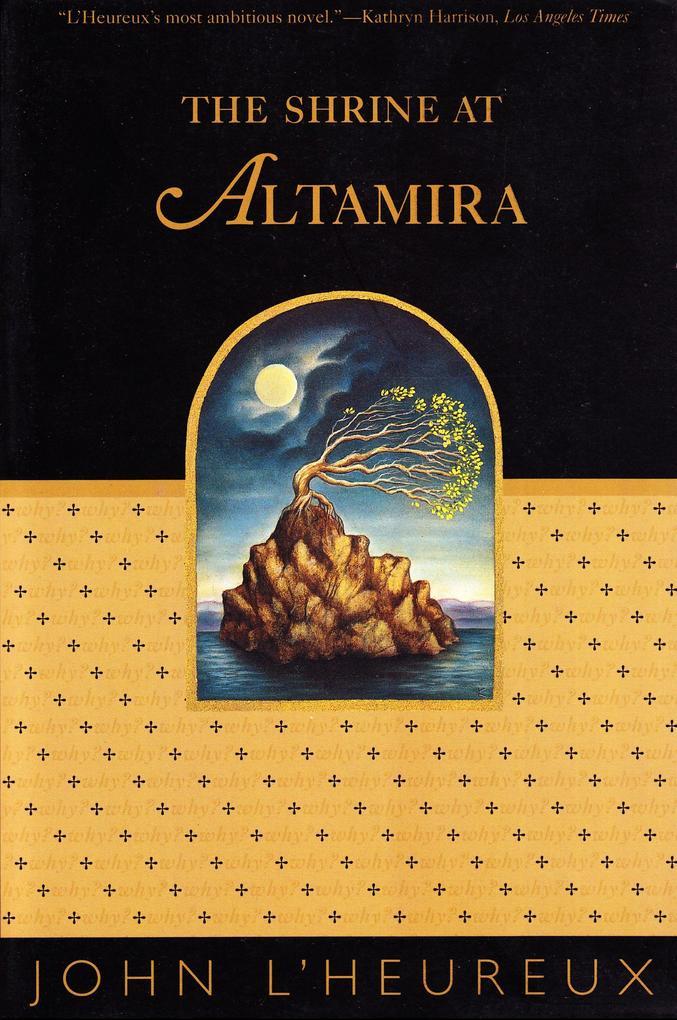 The Shrine at Altamira als Taschenbuch