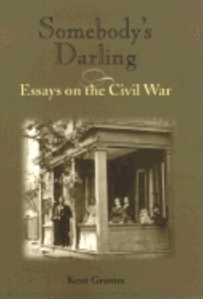 Somebody's Darling: Essays on the Civil War als Buch