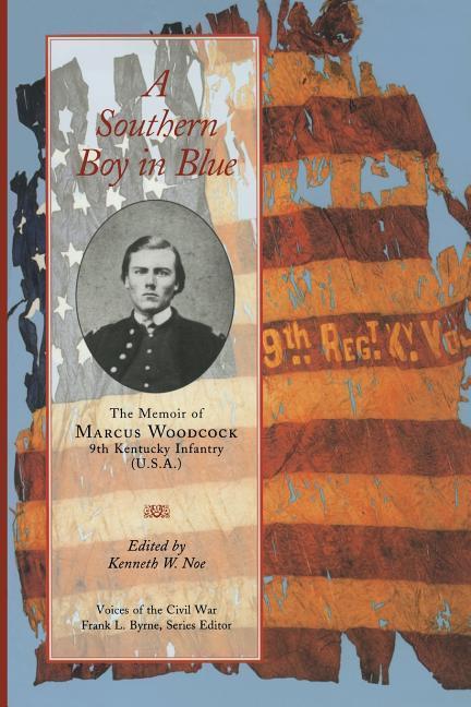 Southern Boy in Blue: Memoir of Marcus Woodcock als Taschenbuch