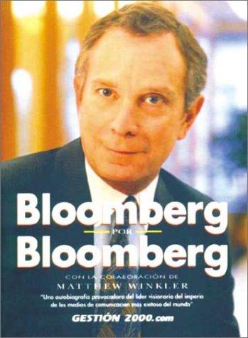 Bloomberg Por Bloomberg als Taschenbuch