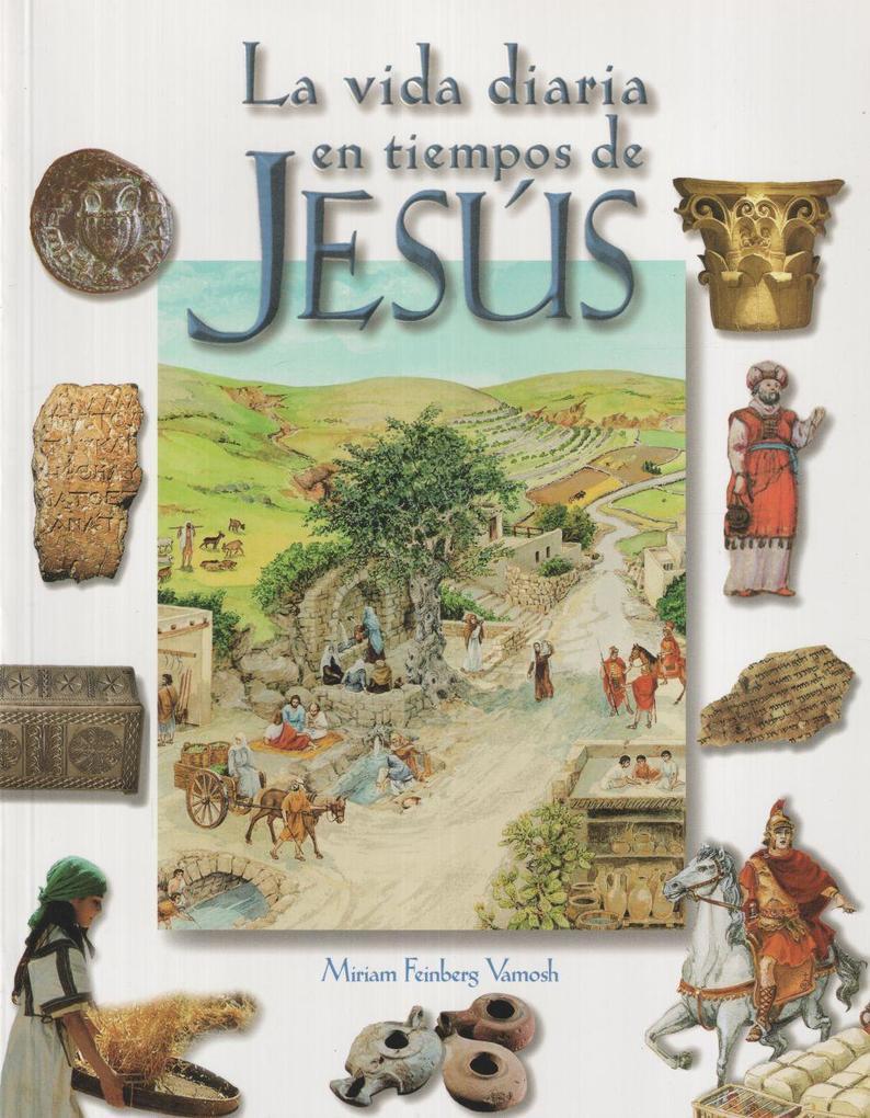 La vida diaria en los tiempos de Jesús als Taschenbuch