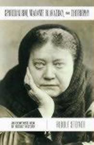 Spiritualism, Madame Blavatsky and Theosophy als Taschenbuch