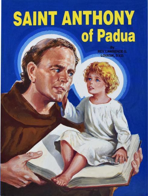Saint Anthony of Padua als Taschenbuch