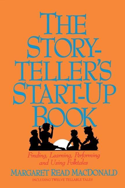 Storyteller's Start-Up Book als Taschenbuch