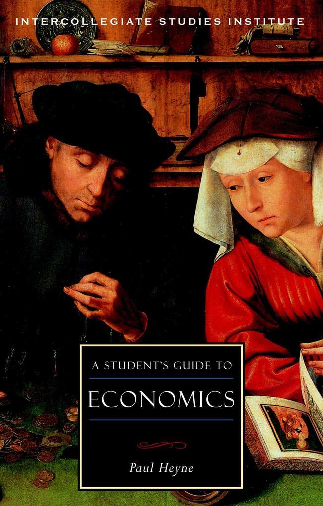A Student's Guide to Economics als Taschenbuch