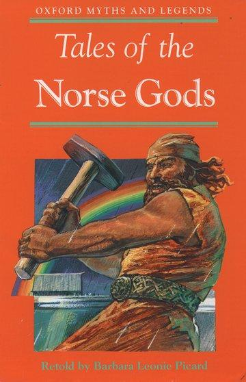 Tales of the Norse Gods als Buch