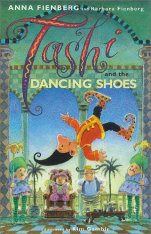 Tashi and the Dancing Shoes als Buch