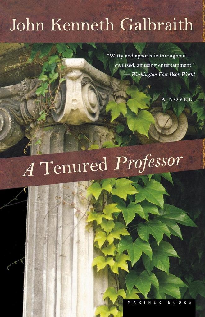 A Tenured Professor als Taschenbuch