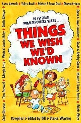 Things We Wish We\'d Known als Taschenbuch