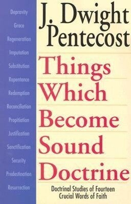 Things Which Become Sound Doctrine als Taschenbuch