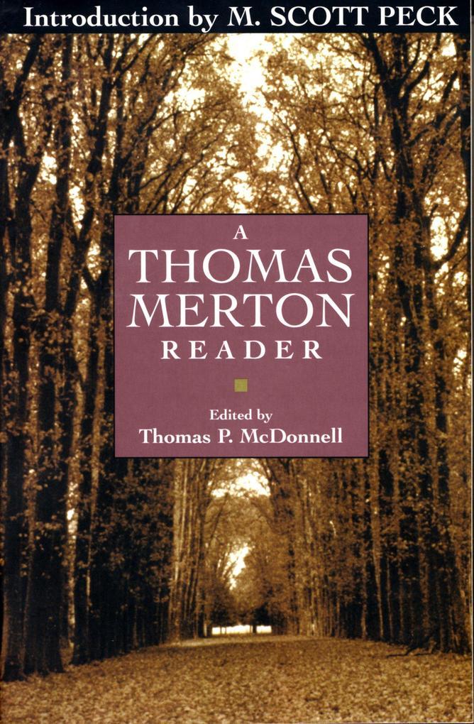 Thomas Merton Reader als Taschenbuch