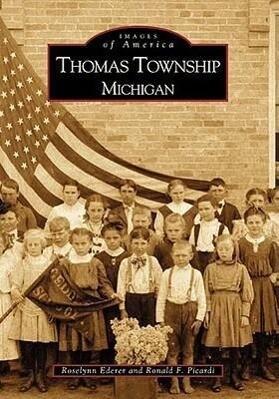 Thomas Township, Michigan als Taschenbuch