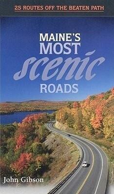 Maine's Most Scenic Roads als Taschenbuch