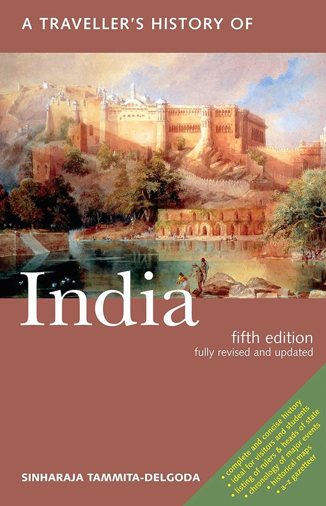 A Traveller's History of India als Taschenbuch