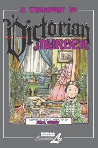 A Treasury of Victorian Murder als Taschenbuch
