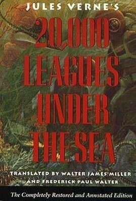20,000 Leagues Under the Sea als Taschenbuch