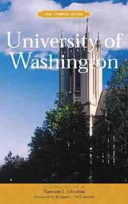 University of Washington: An Architectural Tour als Taschenbuch