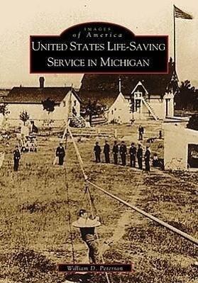 United States Life-Saving Service in Michigan als Taschenbuch