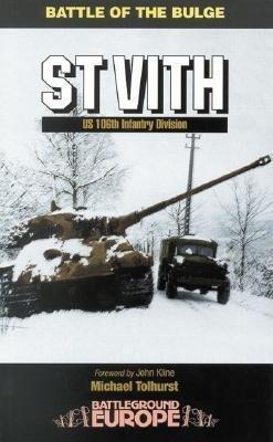 St. Vith: Us 106th Infantry Division als Taschenbuch