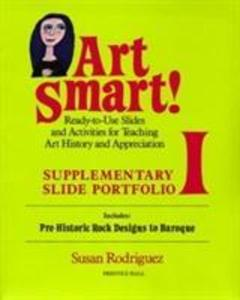 Art Smart! Supplementary Slide Portfolio I als Taschenbuch